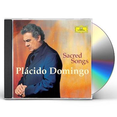 Placido Domingo SACRED SONGS CD