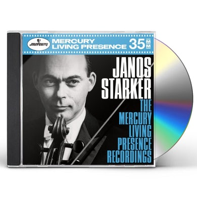 JANOS STARKER: THE MERCURY RECORDINGS CD