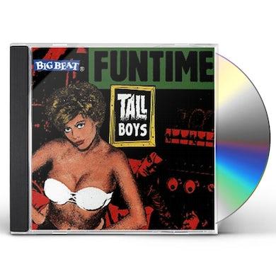 Tall Boys FUNTIME CD