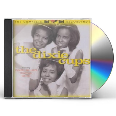 Dixie Cups COMPLETE RED BIRD RECORDINGS CD