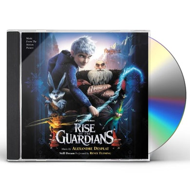 Alexandre Desplat RISE OF THE GUARDIANS (SCORE) / Original Soundtrack CD