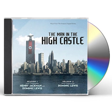 Henry Jackman MAN IN THE HIGH CASTLE SEASONS 1 & 2 / Original Soundtrack CD