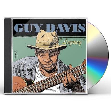 Guy Davis LEGACY CD
