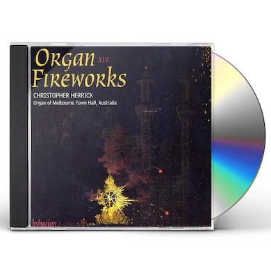 Christopher Herrick ORGAN FIREWORKS XIV CD