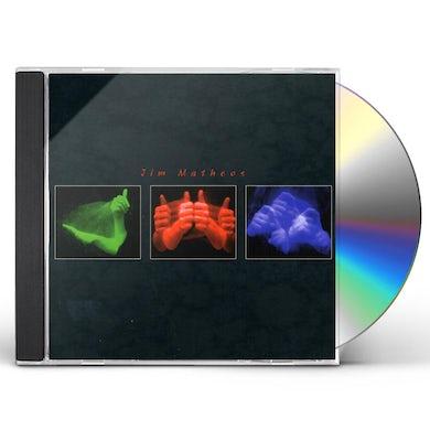Jim Matheos AWAY WITH WORDS CD
