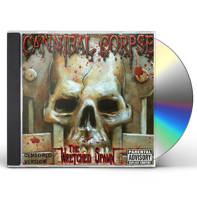 Cannibal Corpse WRETCHED SPAWN CD
