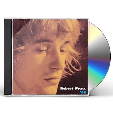 Robert Wyatt 68 CD