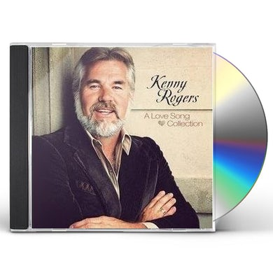 Kenny Rogers A Love Song Collection CD