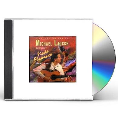 Michael Laucke FIESTA FLAMENCO CD