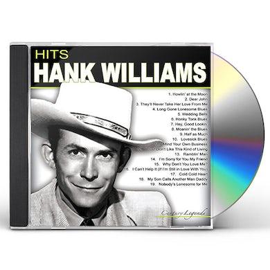 Hank Williams HITS CD