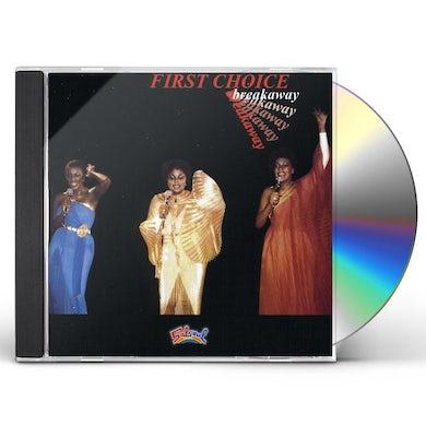 First Choice BREAKAWAY CD
