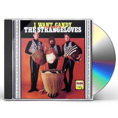 Strangeloves I WANT CANDY CD