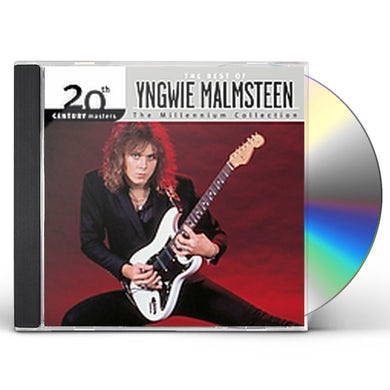 Yngwie Malmsteen 20TH CENTURY MASTERS: MILLENNIUM COLLECTION CD