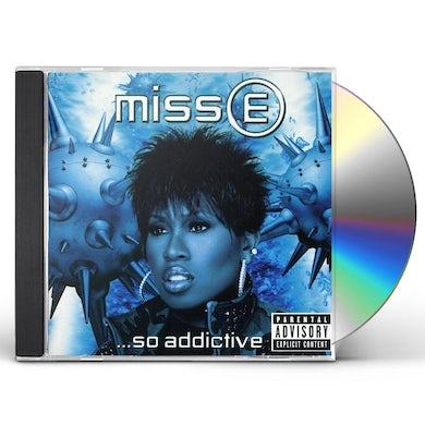 Missy Elliott MISS ESO ADDICTIVE (BONUS VERSION) CD