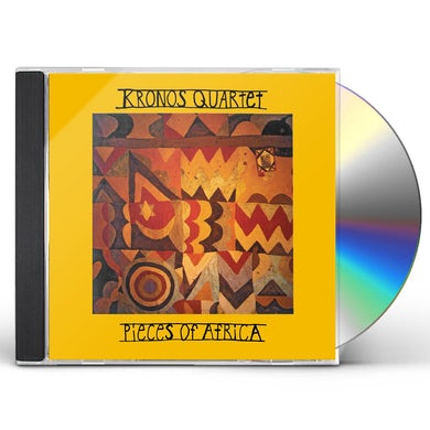 Pieces Of Africa CD