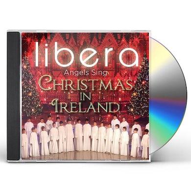 Libera ANGELS SING - CHRISTMAS IN IRELAND CD