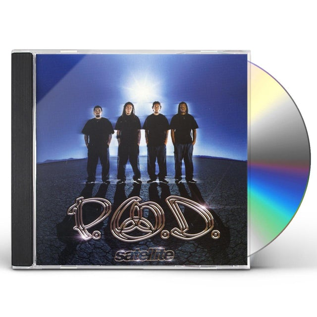 P.O.D. SATELLITE CD
