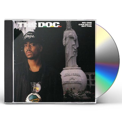 Doc NO ONE CAN DO IT BETTER CD