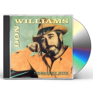 Don Williams GREATEST HITS CD