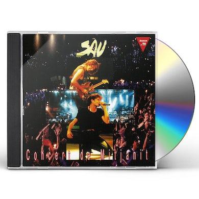 Sau CONCERT DE MITJANIT CD