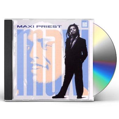 MAXI PRIEST CD