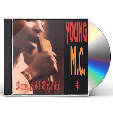 Young Mc STONE COLD RHYMIN CD