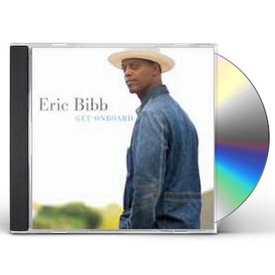 Eric Bibb GET ONBOARD CD