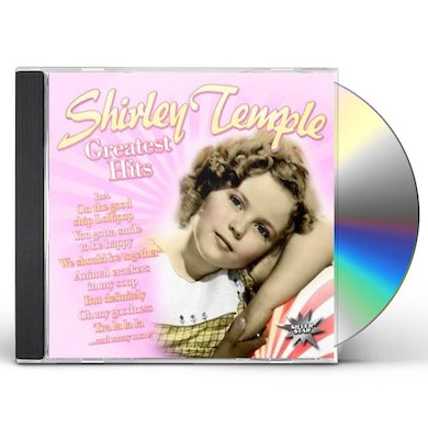 Shirley Temple GREATEST HITS CD