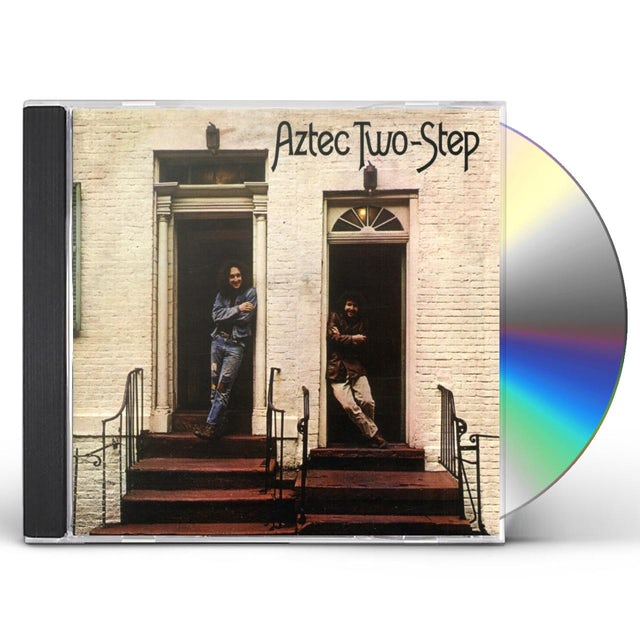 Aztec Two Step CD