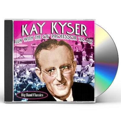 Kay Kyser FUN WITH THE OL PROFESSER 44-47 CD