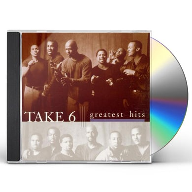 Take 6 GREATEST HITS CD