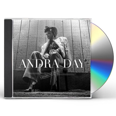 Andra Day CHEERS TO THE FALL CD