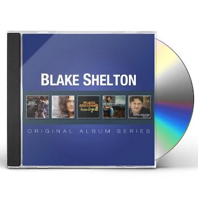 Blake Shelton ORIGINAL ALBUM SERIES CD