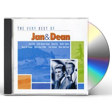 Jan & Dean SURF CITY: VERY BEST OF CD