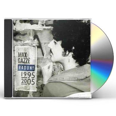 Max Gazze RADUNI 1995 - 2005 CD