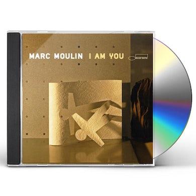 Marc Moulin I AM YOU CD