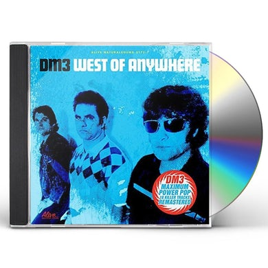 Dm3 WEST OF ANYWHERE CD