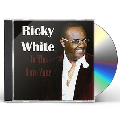 Ricky White IN THE LOVE ZONE CD