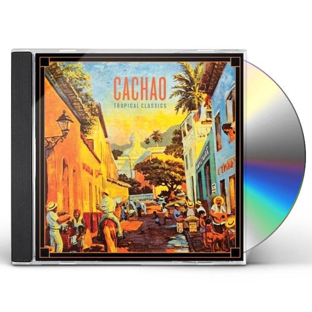 Cachao TROPICAL CLASSICS CD