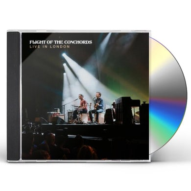 Flight Of The Conchords LIVE IN LONDON CD