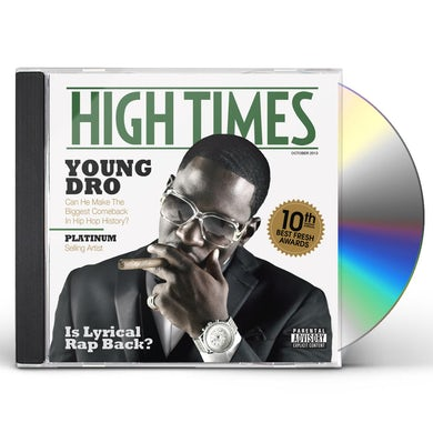 Young Dro HIGH TIMES CD