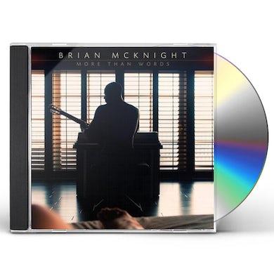 Brian Mcknight MORE THAN WORDS CD