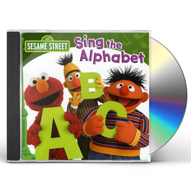Sesame Street SING THE ALPHABET CD