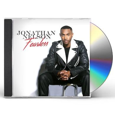 Jonathan Nelson FEARLESS CD