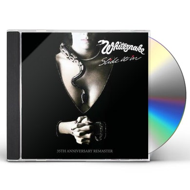 Whitesnake SLIDE IT IN (US MIX) CD