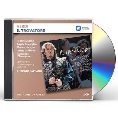 Antonio Pappano VERDI: IL TROVATORE CD