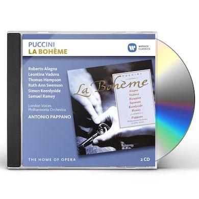 Antonio Pappano PUCCINI: LA BOHEME CD