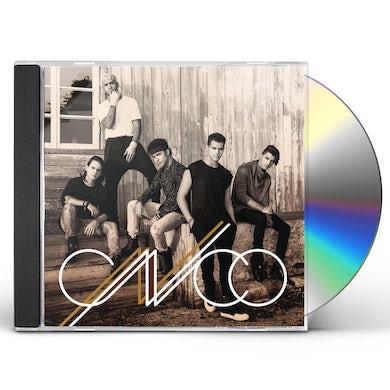 CNCO CD