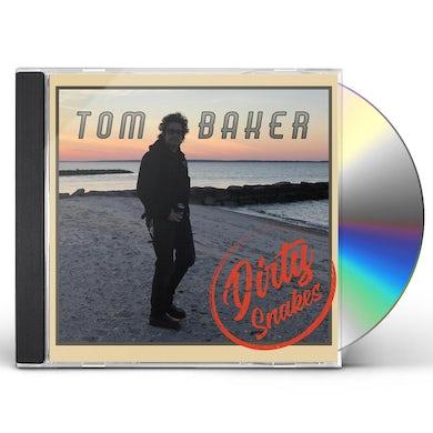 Tom Baker DIRTY SNAKES CD