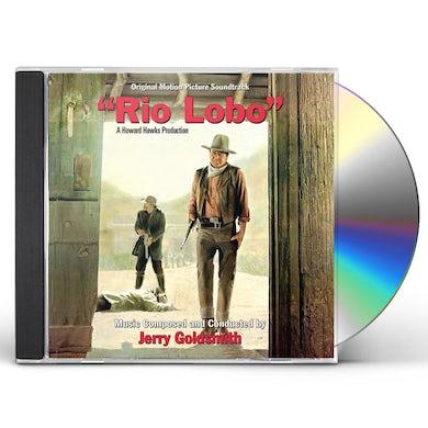 Jerry Goldsmith RIO LOBO / Original Soundtrack CD